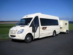 Mercedes Sprinter 19 Seats
