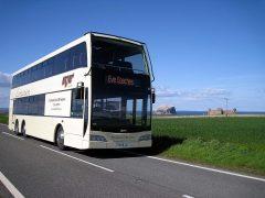 Volvo B9TL – 100 seats