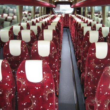 75 Seat coach now availible to hire